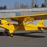 Piper J.3L-65 Cub NC38270
