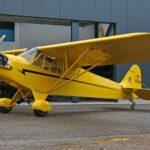 Clipped Wing Piper J.3C Cub  NC42248