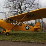Piper PA18-150 Super Cub D-ESMV