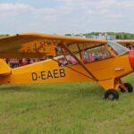 Piper PA18-95 Super Cub D-EAEB