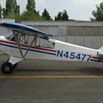 Piper PA18-150 Super Cub N45477