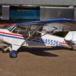 Piper PA18-150 Super Cub N45526