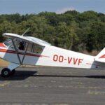 Piper PA.18-150 Super Cub s/n 18-8319 - OO-VVF