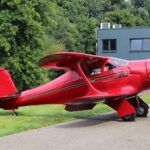 Beech Staggerwing NC18785 - Assembly