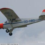 Piper PA18-95 Super Cub OO-HBG